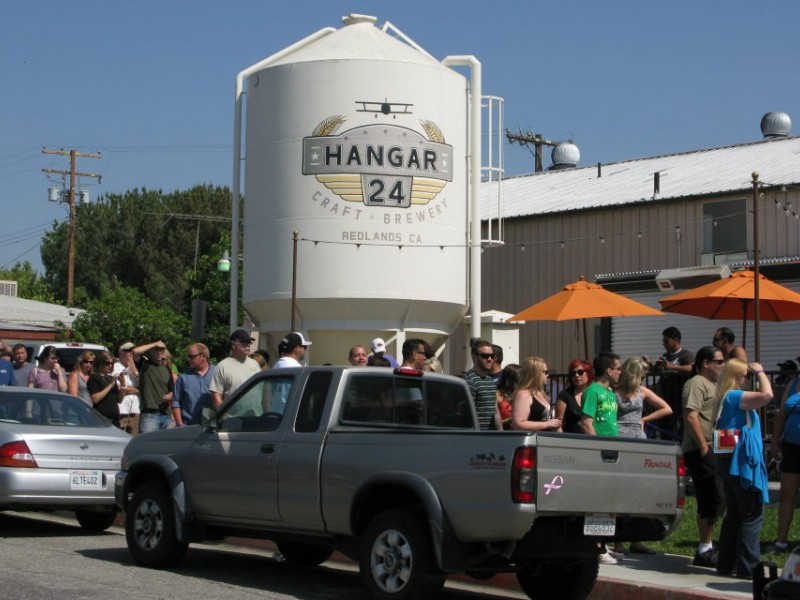 Hangar 24 Craft Brewery of Redlands will begin expanding distribution ...