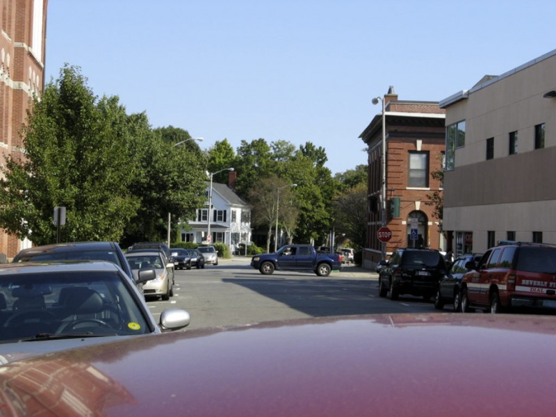 Parking The Problem In Downtown Beverly Development Plan
