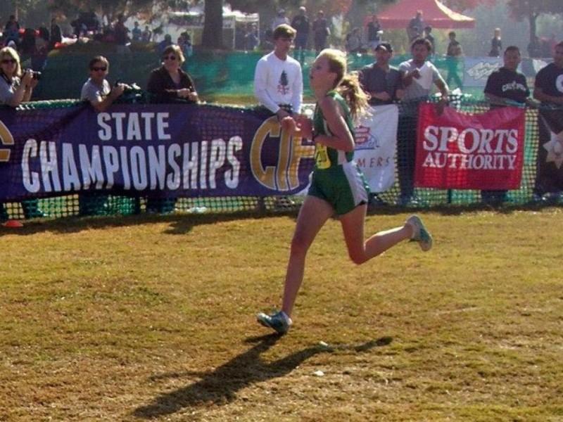 california high school cross country state meet 2012