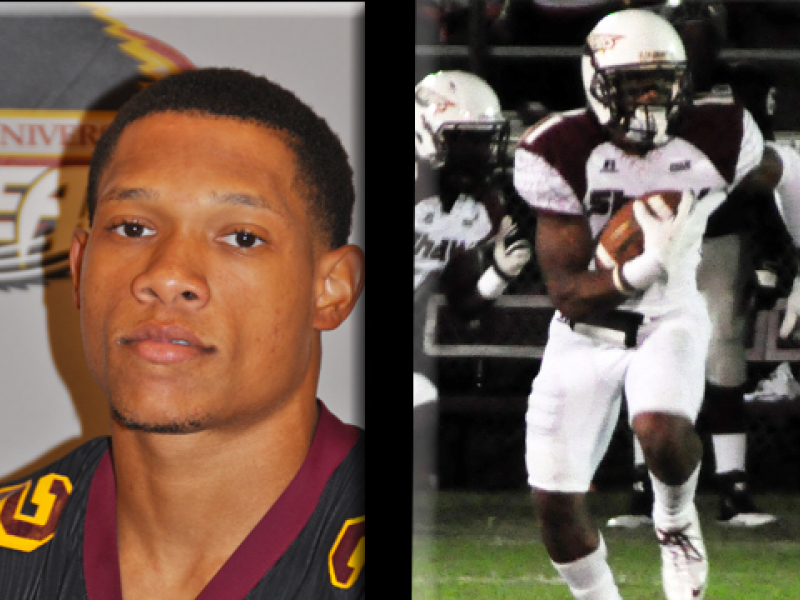 An Exciting Football Career For Darnell Evans Madison