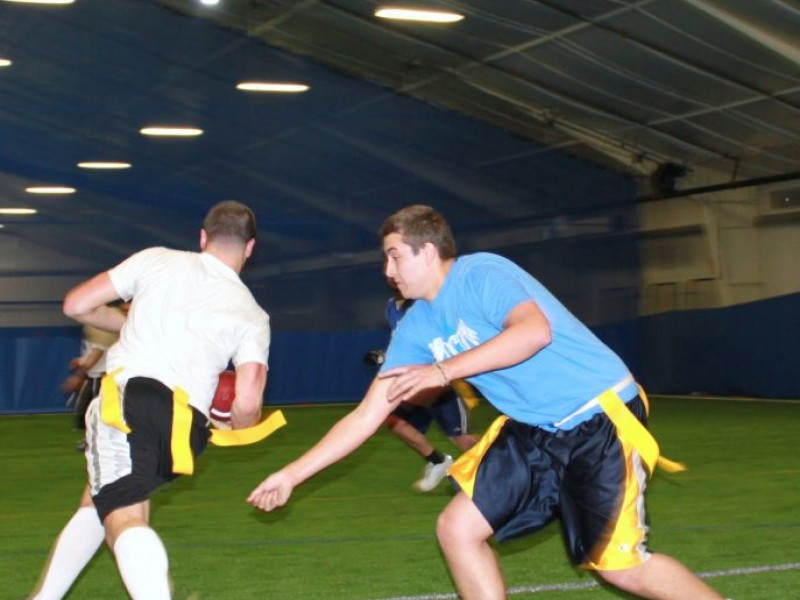 Indoor Flag Football League Long Island