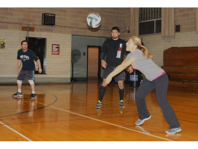 teen volleyball leagues