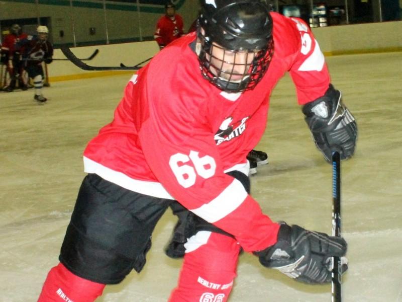 Adult Ice Hockey League 101