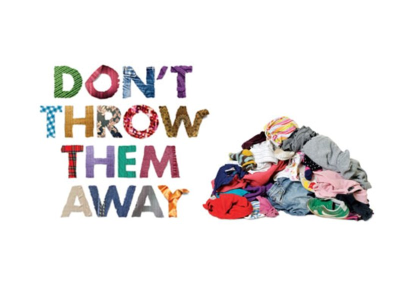 Clothing And Household Textile Recycling Drive