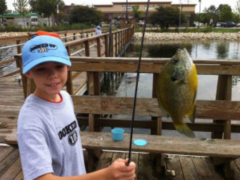 Popular waukesha county shore fishing location is gone for for Best shore fishing in wisconsin