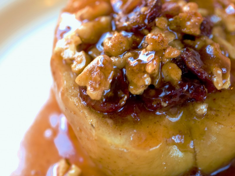 Brown Sugar Rosemary Walnuts Recipes — Dishmaps
