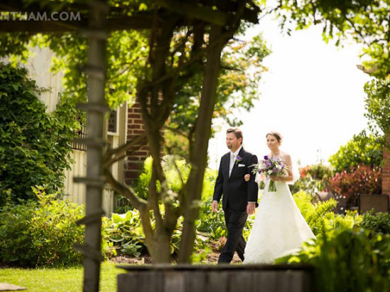 Unique Wedding Venues Garden Settings In The Akron Canton Area