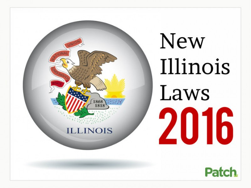 25 New Illinois Laws in 2016 That May Change Your Life