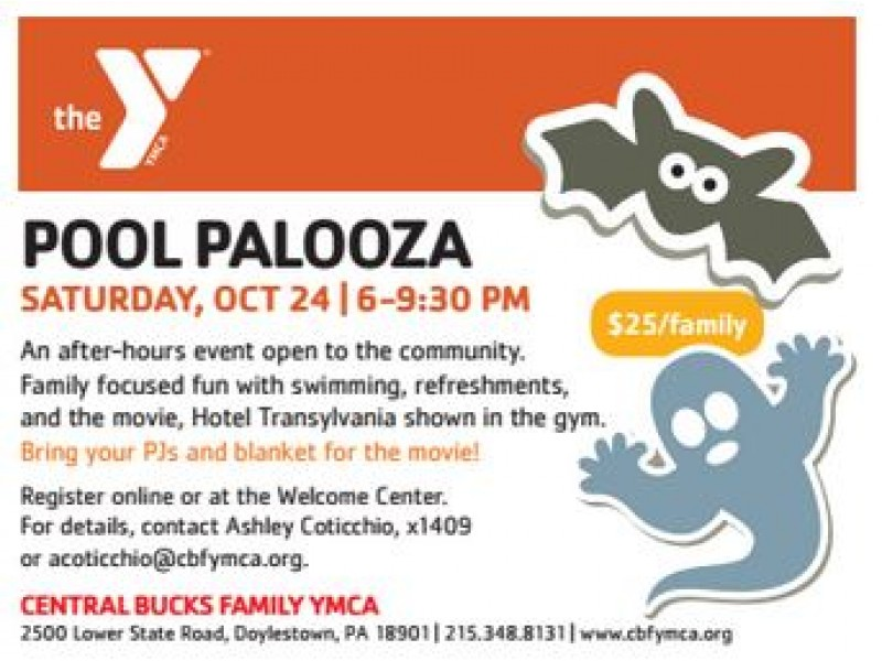 Family Pool Palooza Features Swimming Movie Doylestown Buckingham New Britain Pa Patch