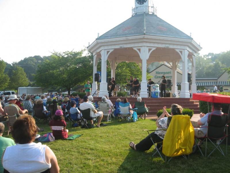 Concerts Rhode Island August