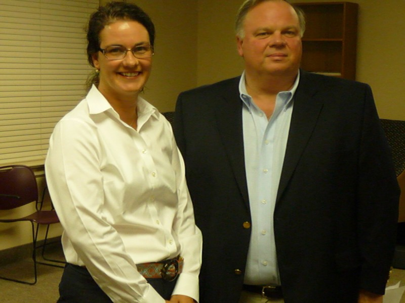 Local Strongholds Propel Walsh and Riche to Council Victory ...