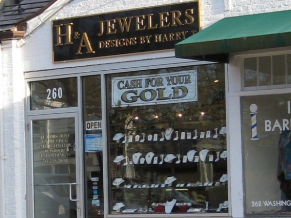A father and son team of jewelers on washington street for Jewelry store needham ma