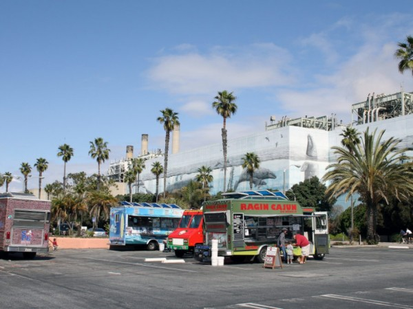 Food Trucks In Long Beach Ca Today