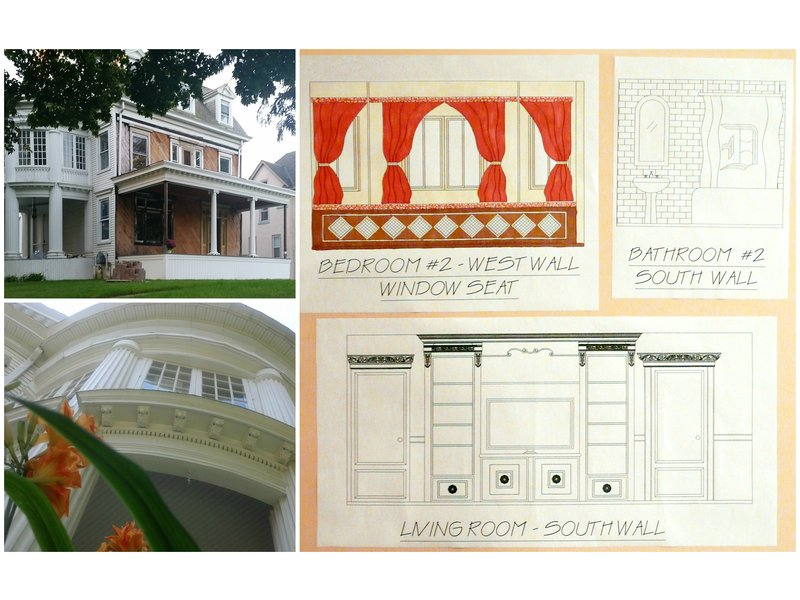 Baker College Interior Design Students Impress Owners Of
