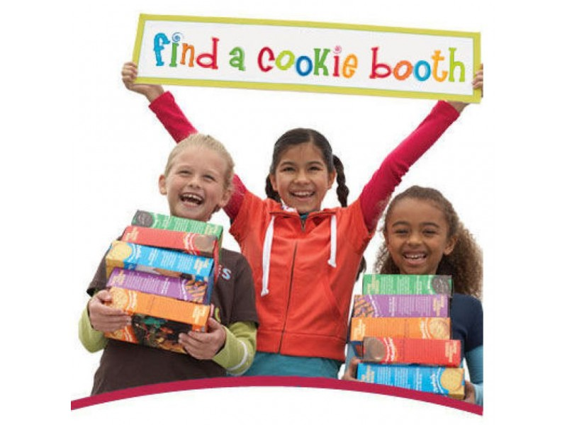 girl scout cookie season has arrived   leesburg va patch
