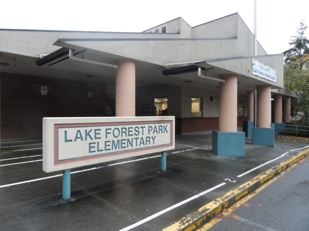 Lake Forest Park Elementary Wins National Distinguished School Award Shoreline Lake Forest