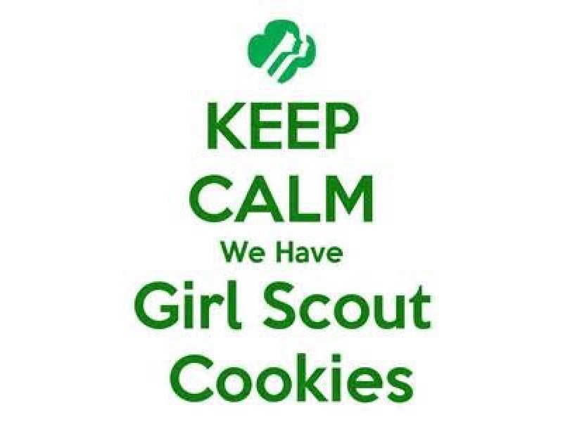 girl scout cookies   ankeny ia patch