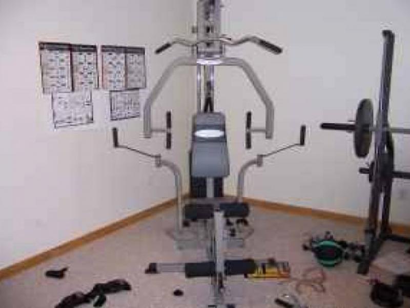 power house weight machine