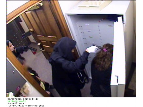 UPDATED: Wearing Nun Masks, Armed Robbers Hold Up Palos