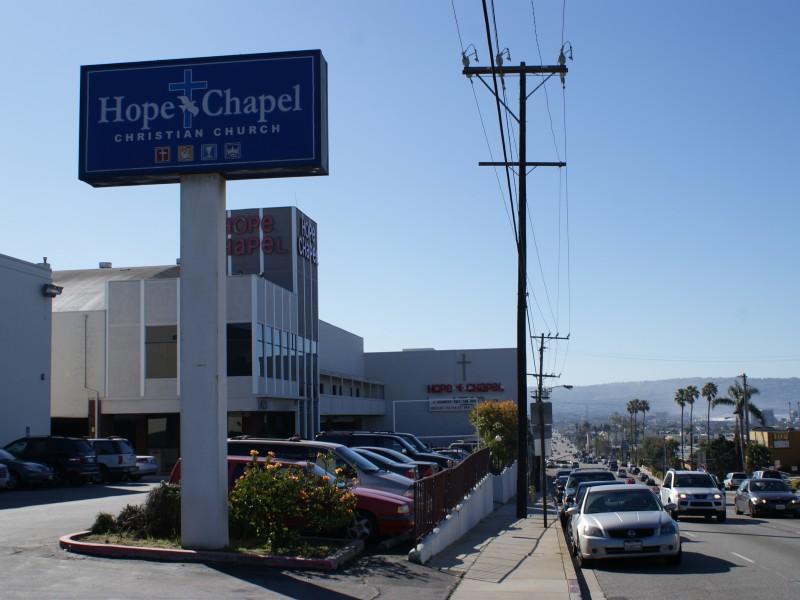 Hope Chapel Hermosa Beach Ca