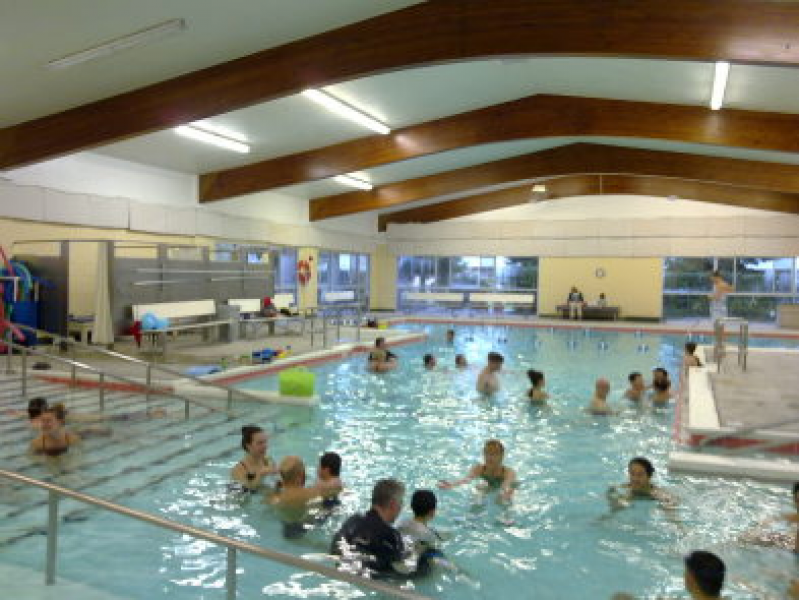 Update betty wright aquatic center repairs estimated at - Palo alto ymca swimming pool schedule ...