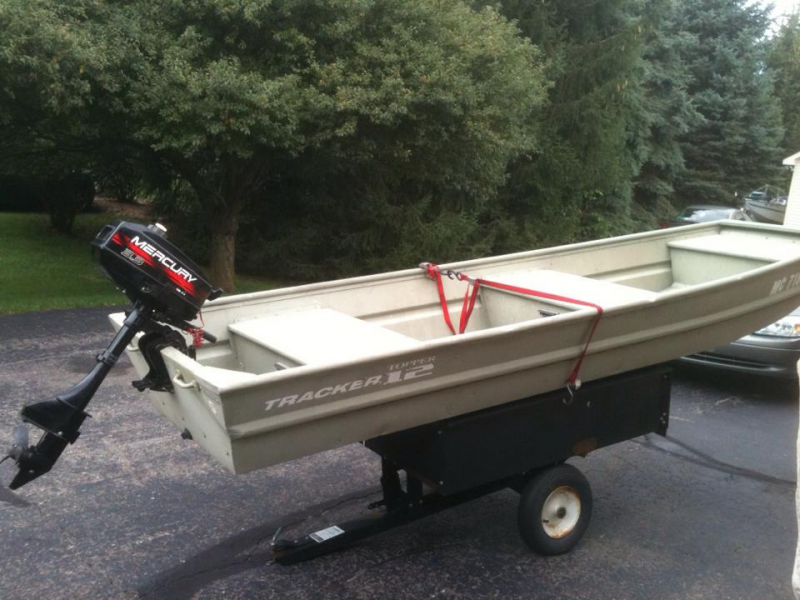 12ft flat bottom boat for sale with motor patch for Dinghy motor for sale