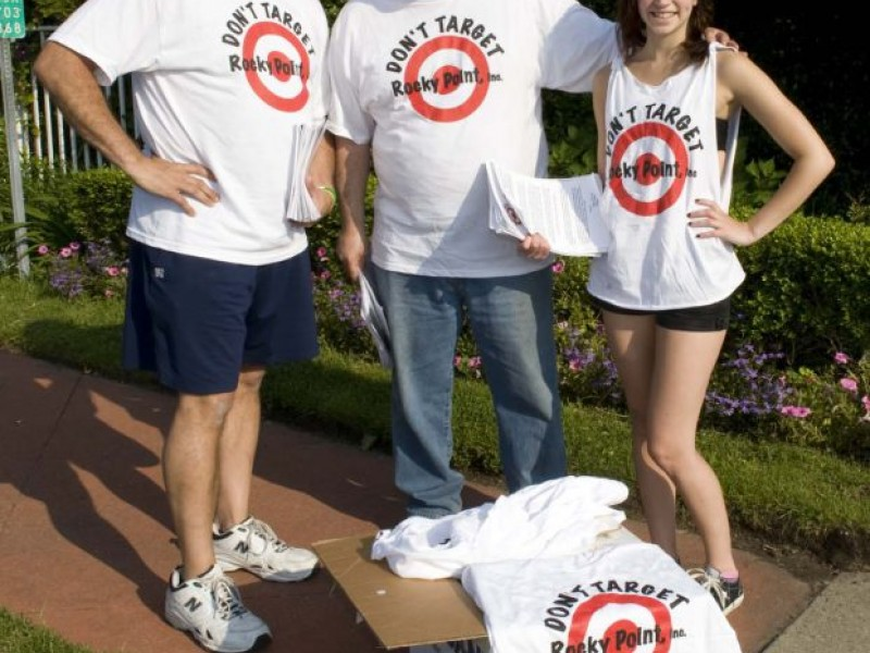 Would You Support A Target In Rocky Point Miller Place Rocky Point Ny Patch