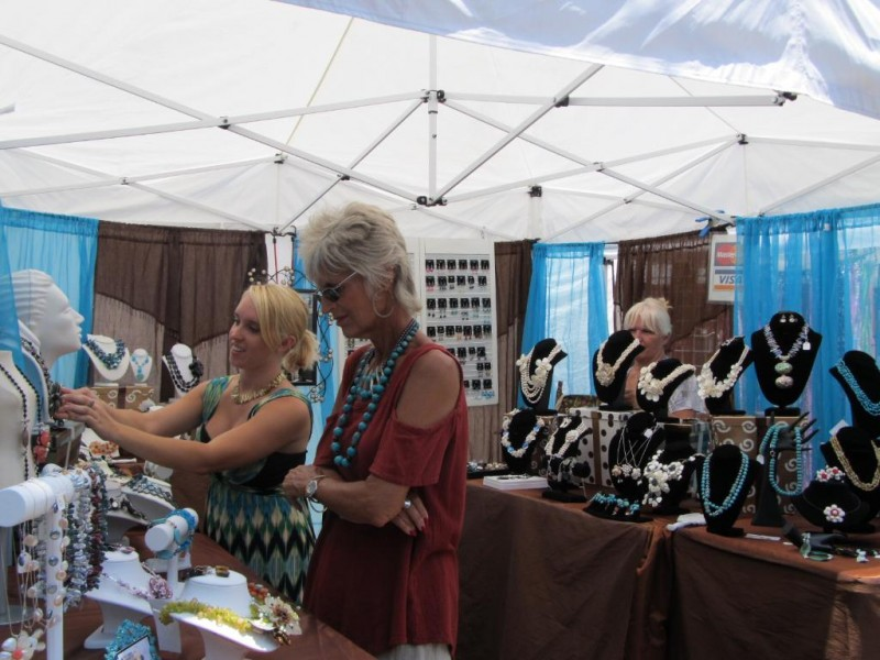 craft festival returns to st pete beach this weekend