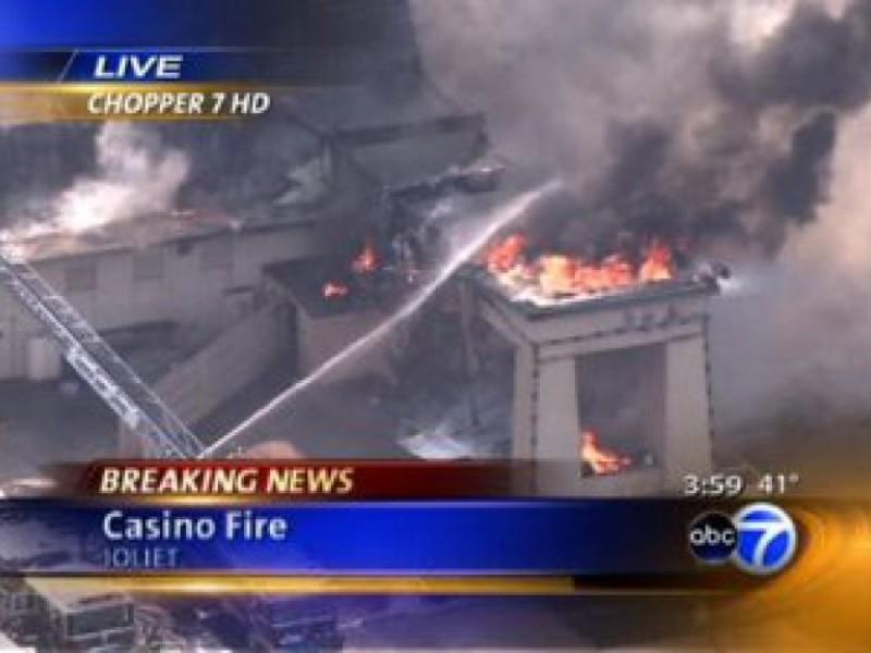 Empress casino fire joliet casino bus to winnemucca