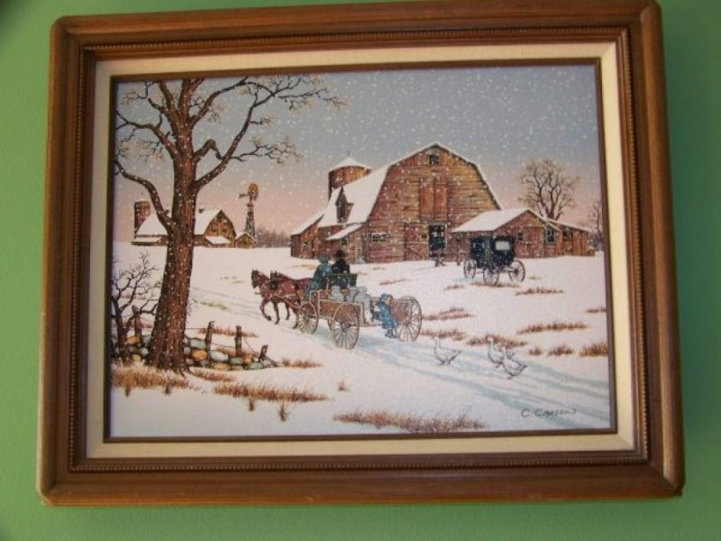 Nationwide Craigslist Search >> Local Craigslist: C. Carson Paintings - Joliet, IL Patch