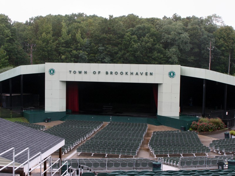 Brookhaven Amphitheater Long Island