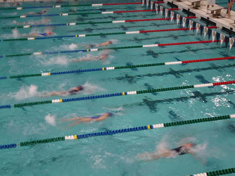 Bellmore Merrick Girls Swim Team Captures Division C