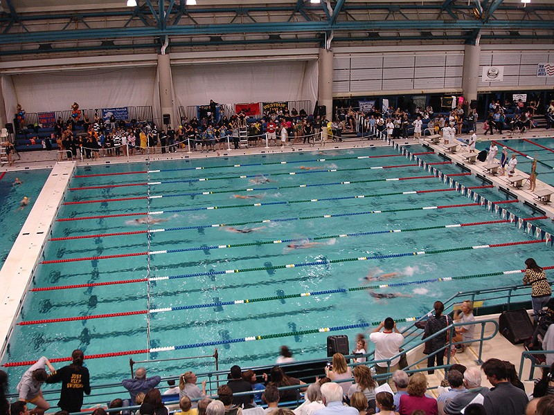 Bellmore Merrick Places Third At County Swim Championships