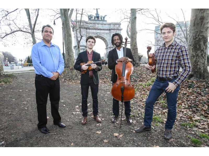 Turtle Island String Quartet Tour
