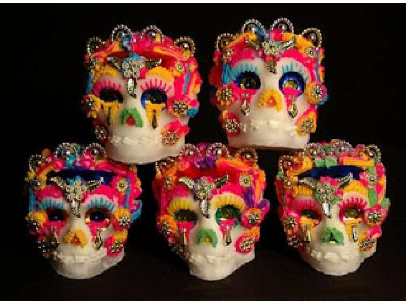 Free Family Fun Day: Dia De Los Muertos - Sugar Skull ...