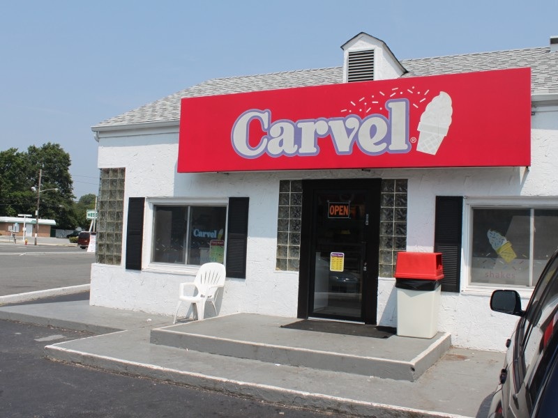 Wantagh Carvel Robbed Patch