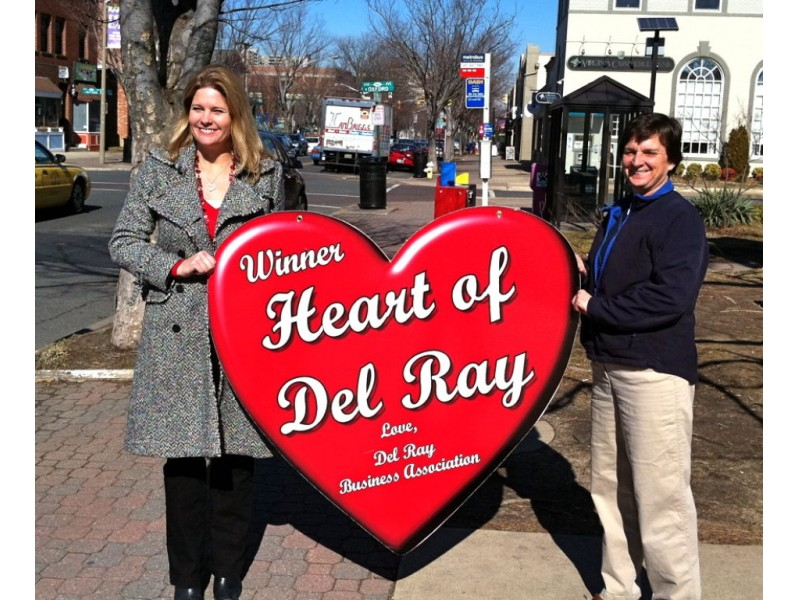 Bomar Wins Heart of Del Ray