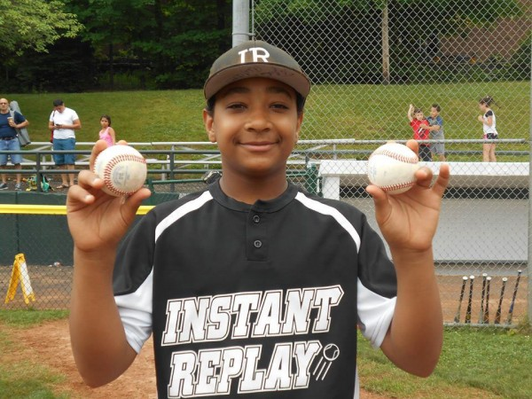 instant replay vinny 39 s backyard win stamford little league stamford