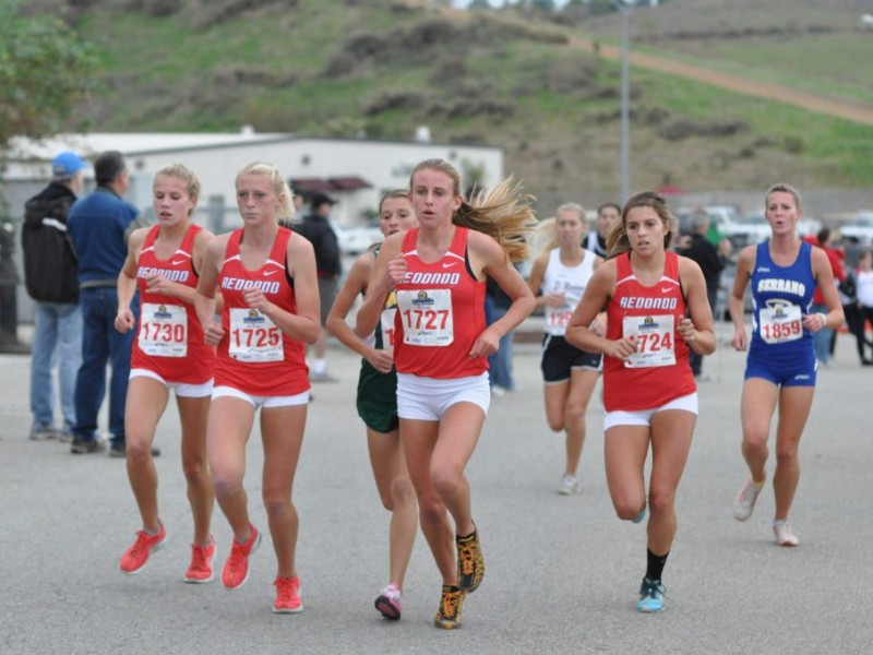 Cross Country Team finishes season at the CIF State