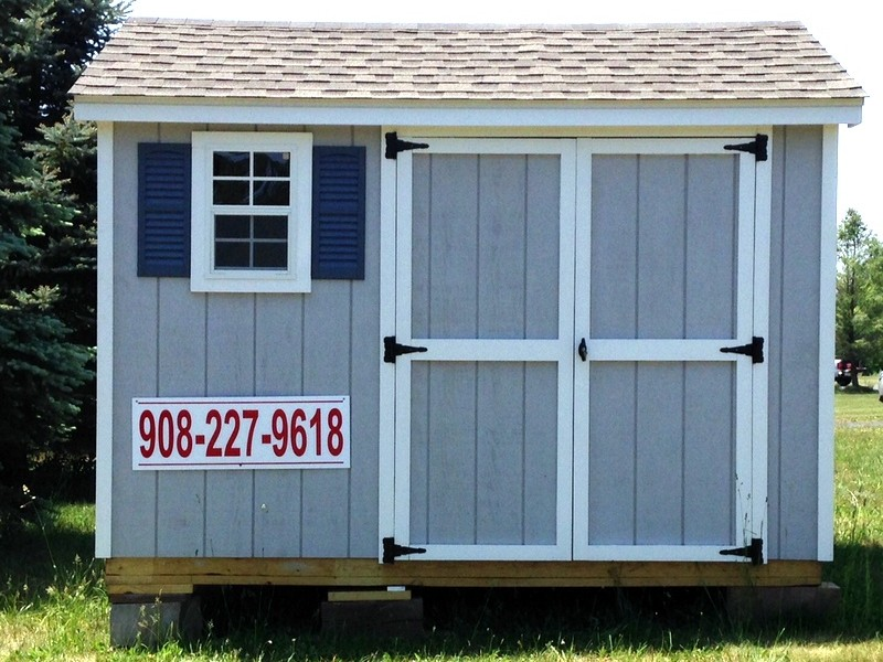 New And Custom Sheds For Sale Locally Made Basking Ridge