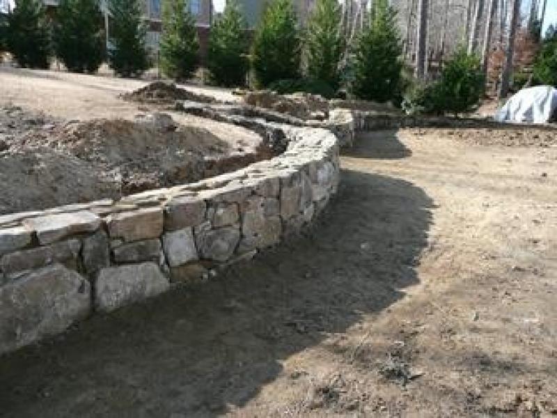 Granite Blocks For Garden to Granite Blocks/slabs