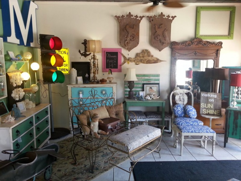 New Architectural Salvage & Repurposed Furniture Store ...