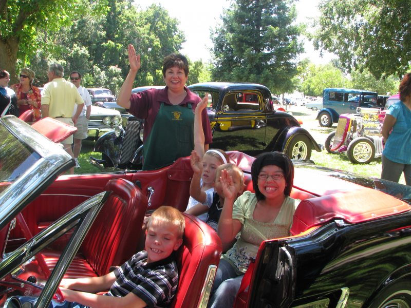Over The Hill Gang Pre Father S Day Car Show