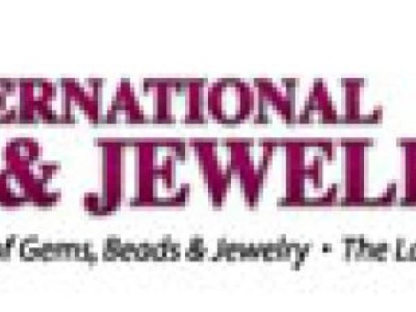 international gem jewelry show bead show santa