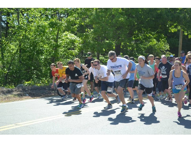 4th Annual Lobster Tail Fight 2 Finish Cancer 5K - Windham, NH Patch