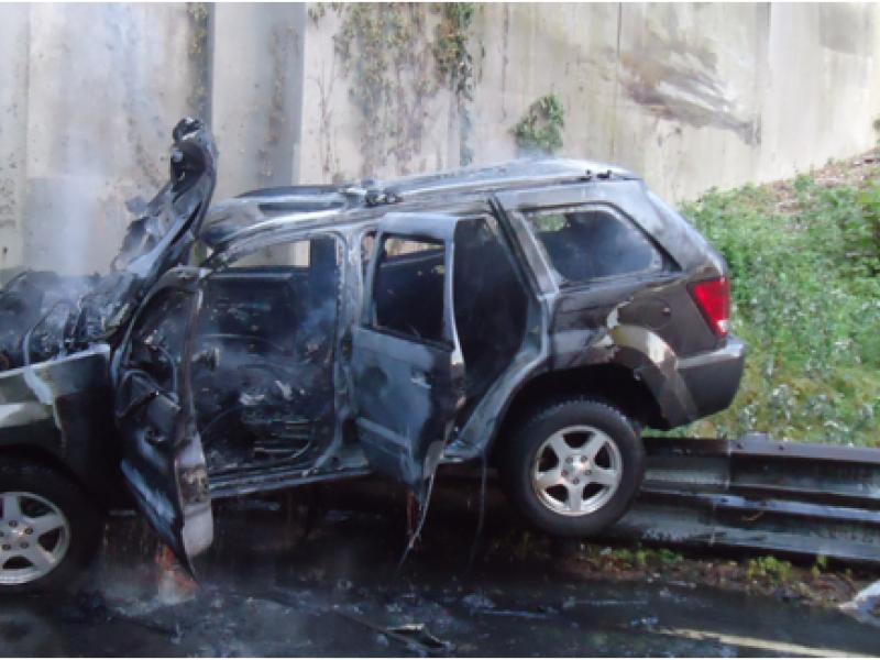 Redding Ct Car Accident