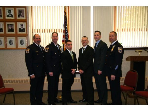 Photos Port Washington Police Welcome New Recruits