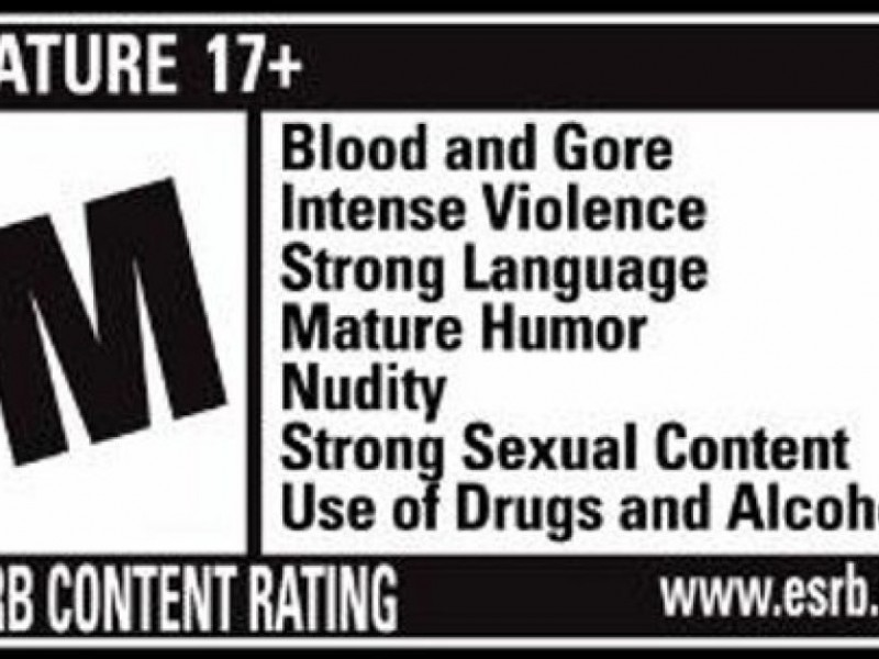 video games rated m