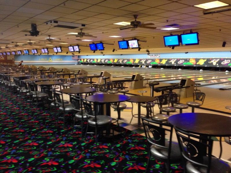 Lisle Lanes Holds Grand Reopening from Flood Damage - Lisle, IL Patch