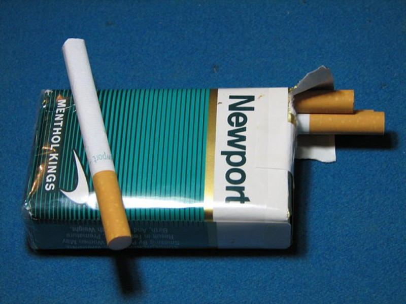 Excise duty on cigarettes 555 Arkansas